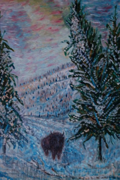 Oil Painting > Cold > No price guide Offers considered