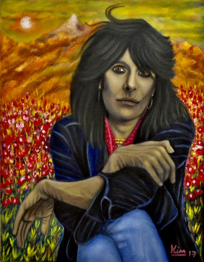 Oil Painting > Comfort Zone > Chrissie Hynde