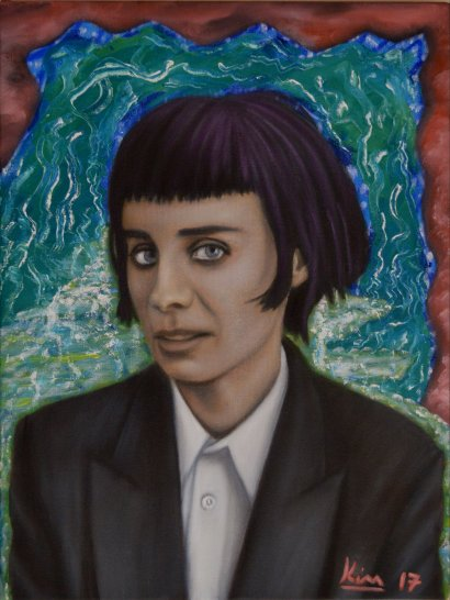 Oil Painting > Wishing Well > Rooney Mara